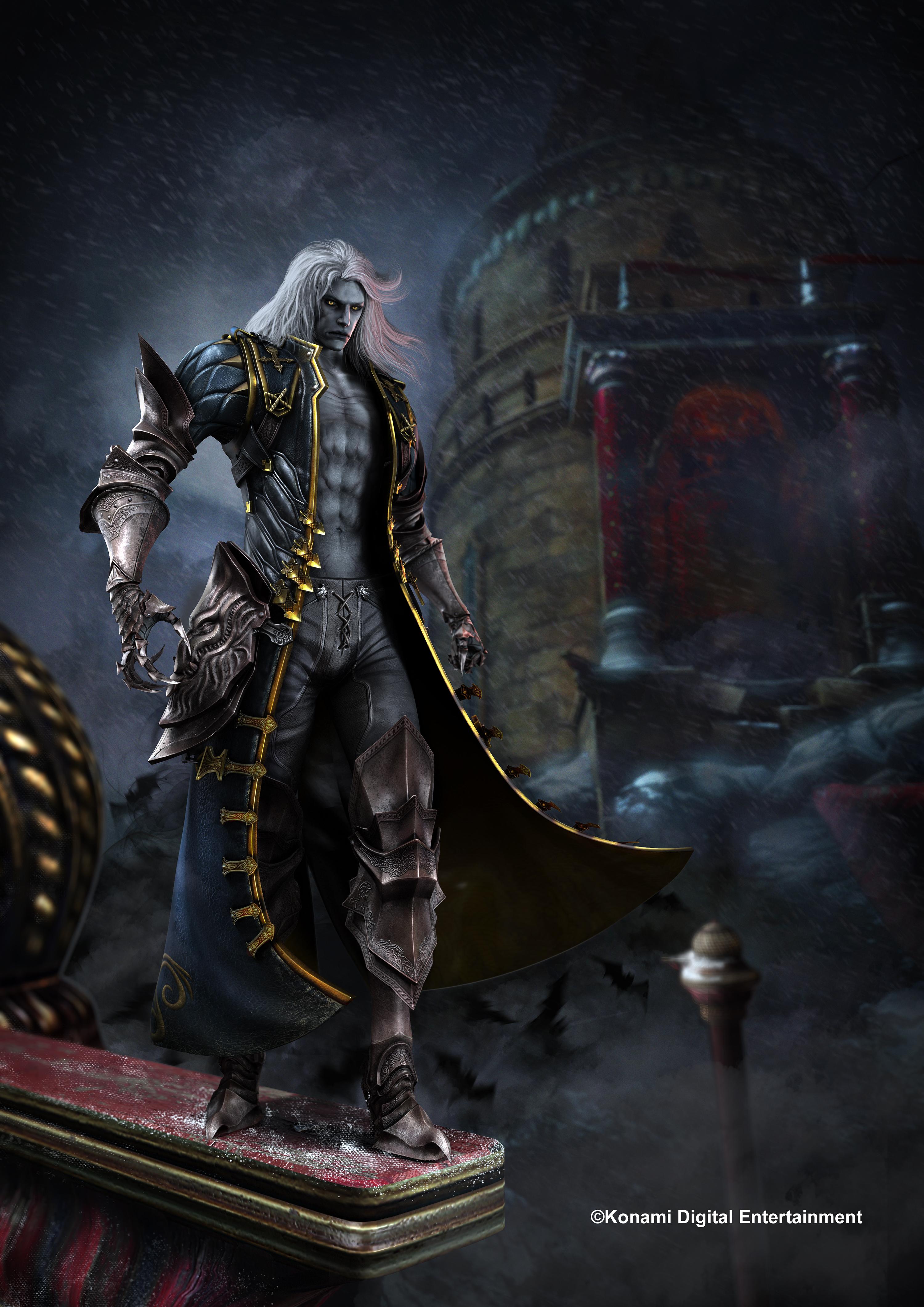 Obrazem: V kůži Alucarda v DLC pro Castlevanii 94384