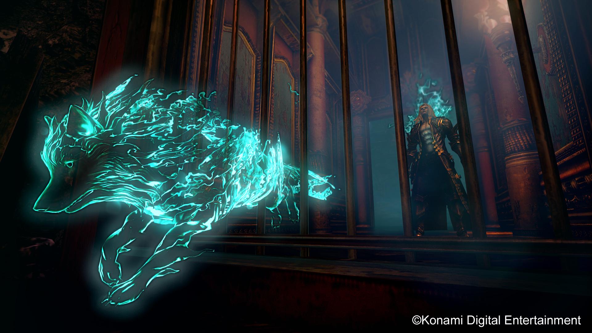 Obrazem: V kůži Alucarda v DLC pro Castlevanii 94386