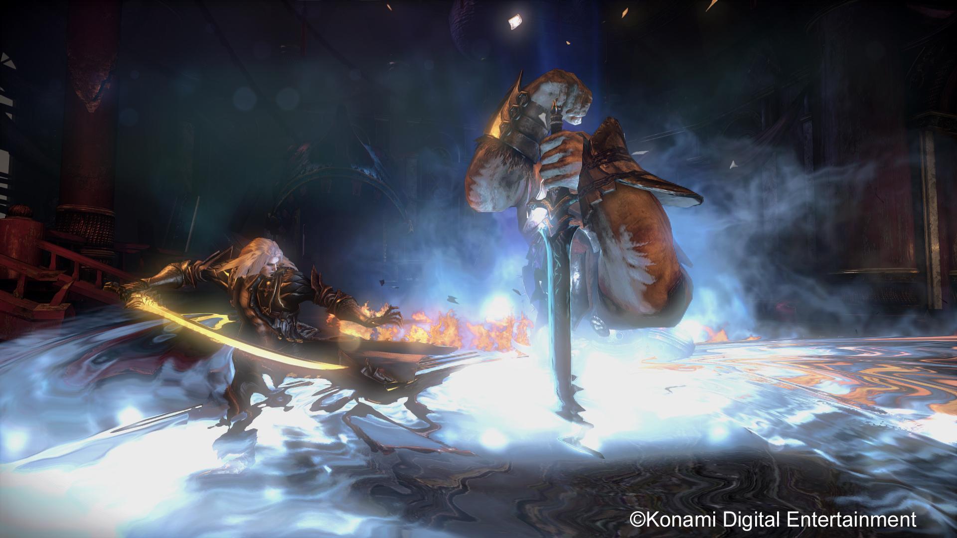 Obrazem: V kůži Alucarda v DLC pro Castlevanii 94388