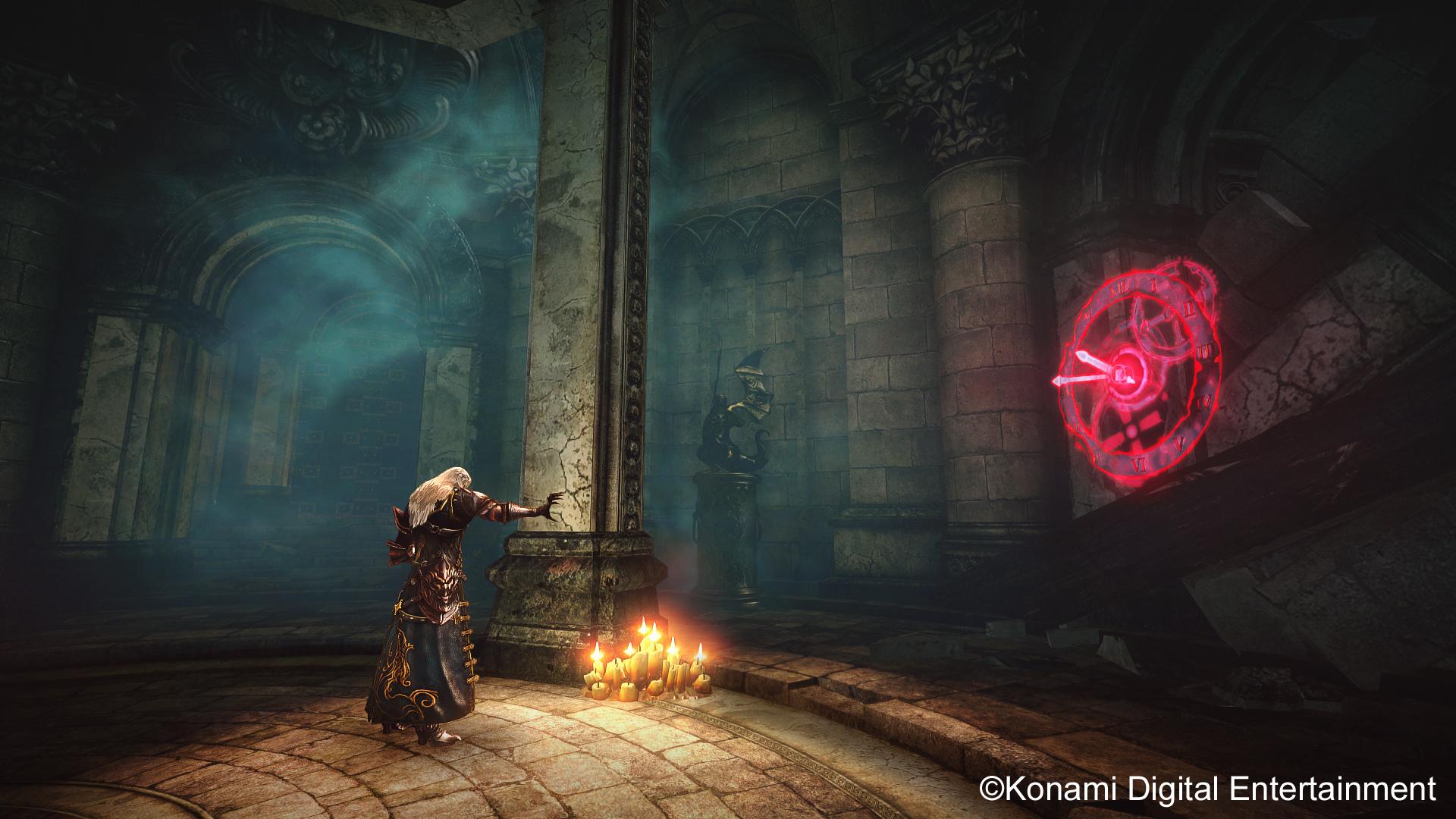Obrazem: V kůži Alucarda v DLC pro Castlevanii 94389