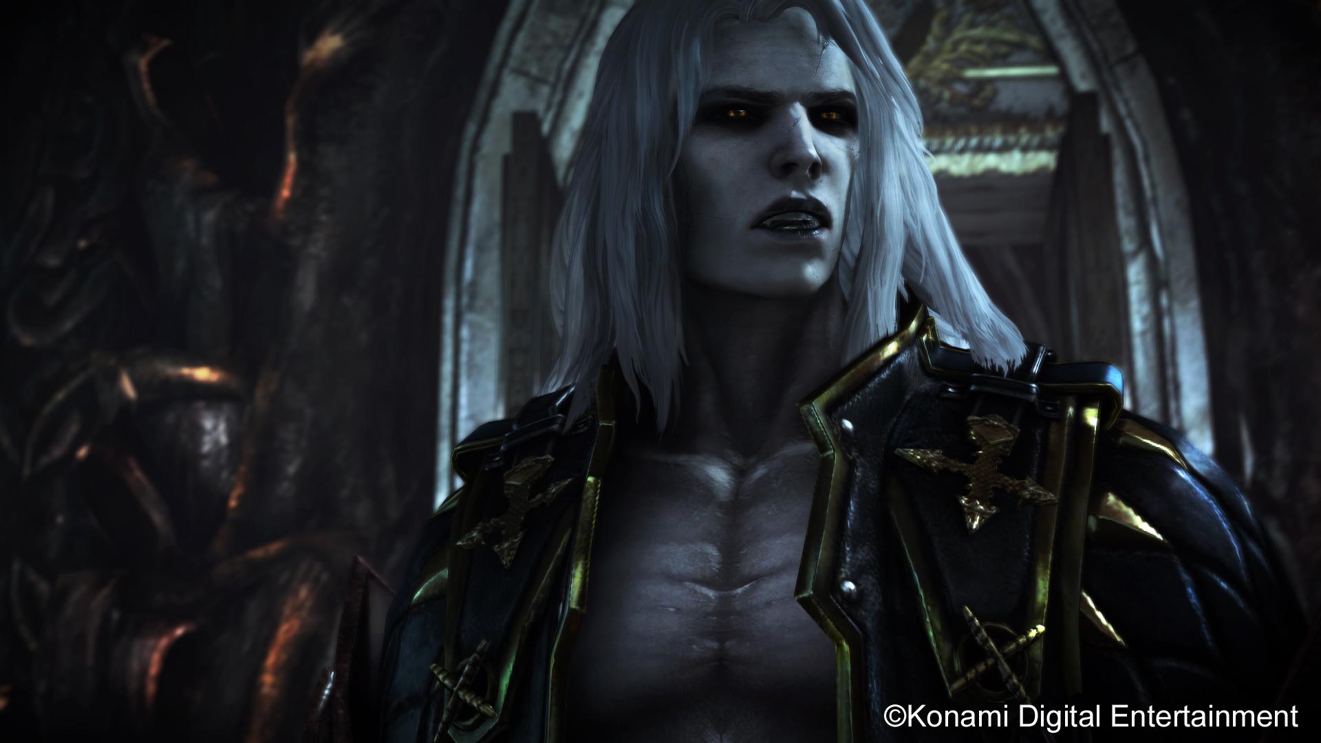 Obrazem: V kůži Alucarda v DLC pro Castlevanii 94390