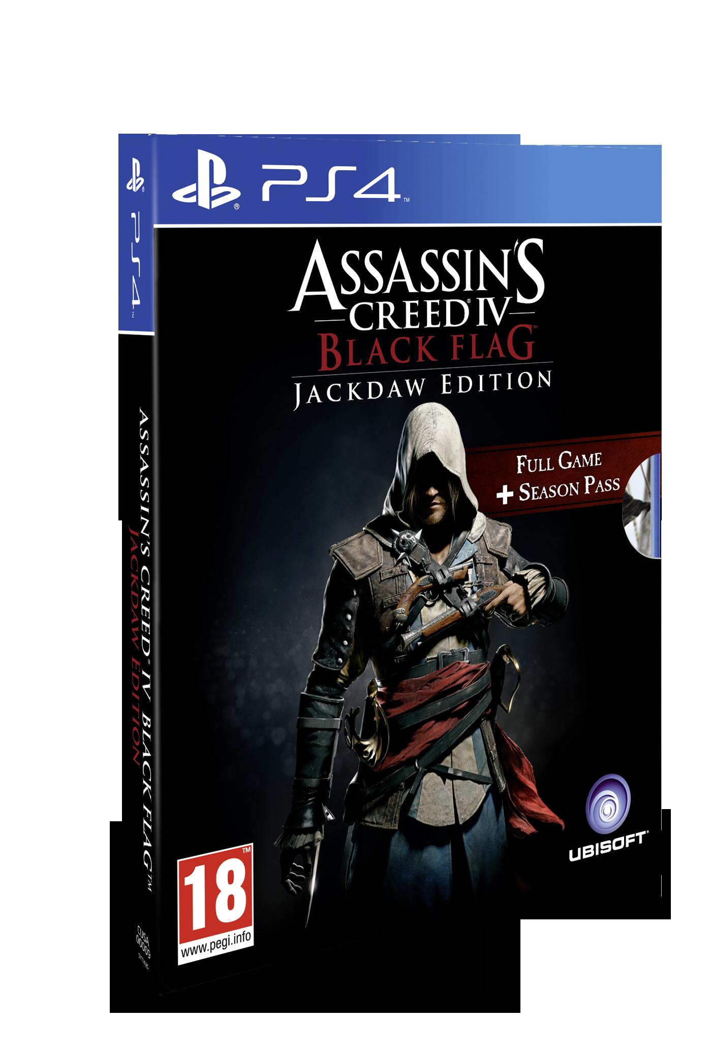V prodeji bude GOTY edice Assassin's Creed 4 94492