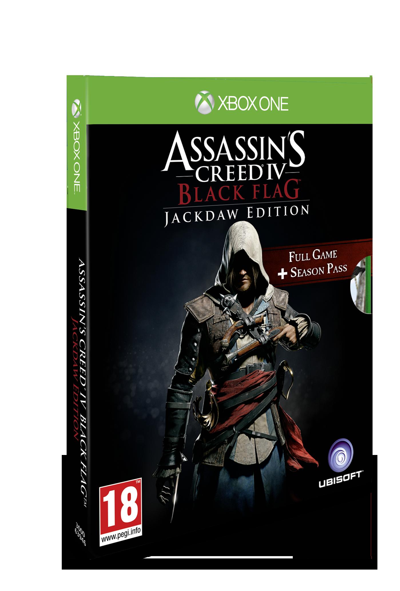 V prodeji bude GOTY edice Assassin's Creed 4 94493