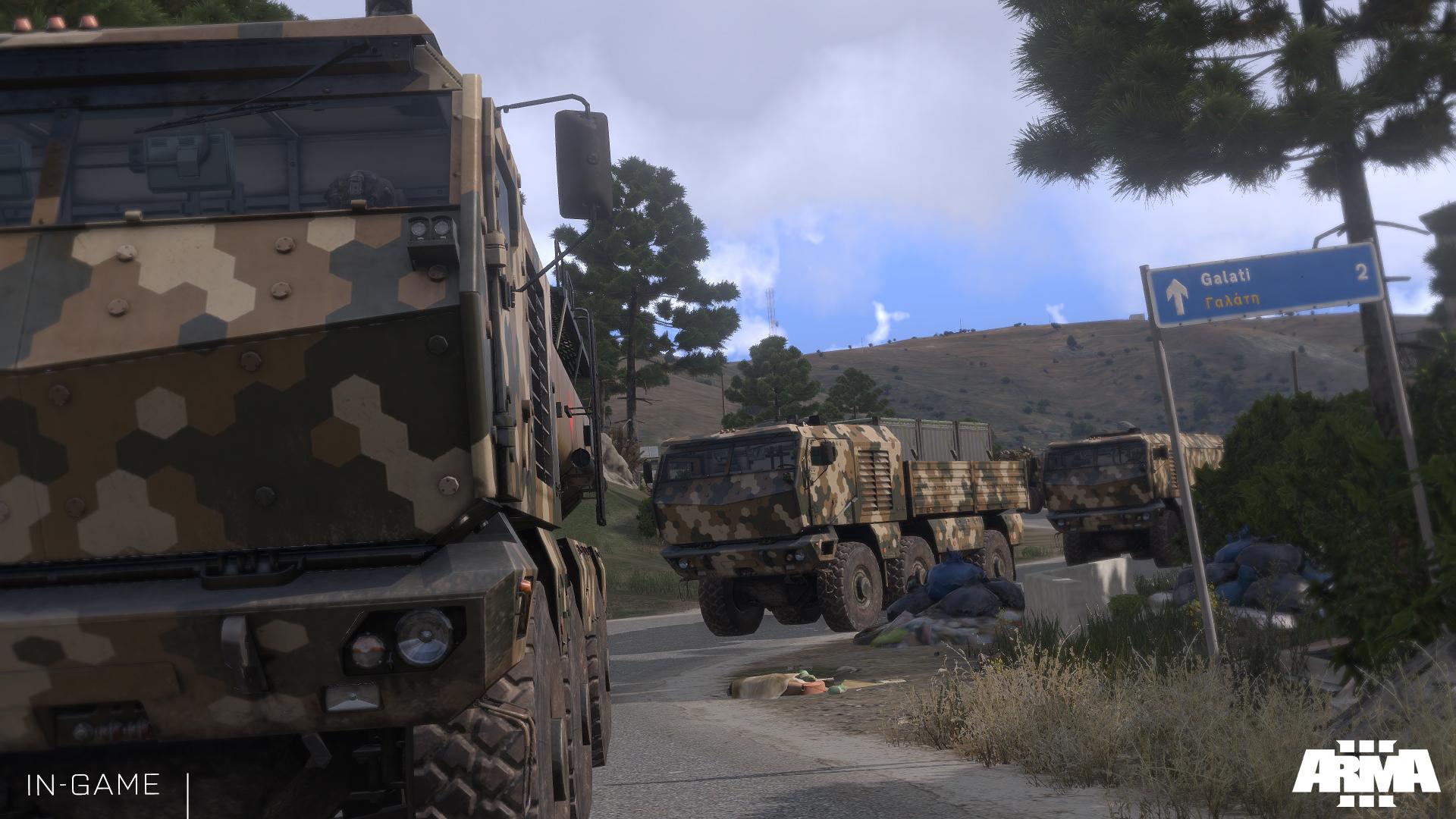 Třetí část kampaně Army 3 vyjde 20. března 94500