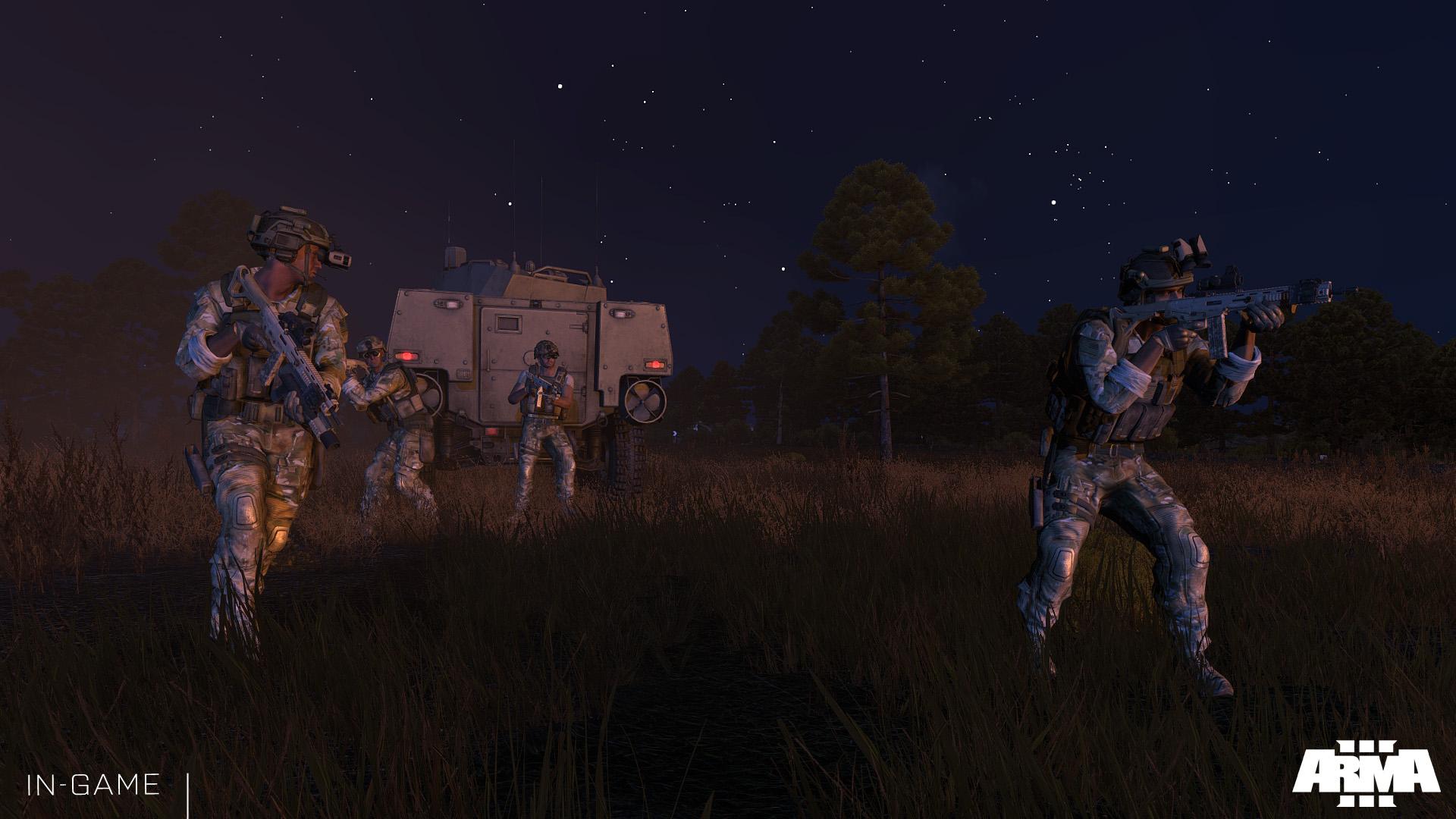 Třetí část kampaně Army 3 vyjde 20. března 94501