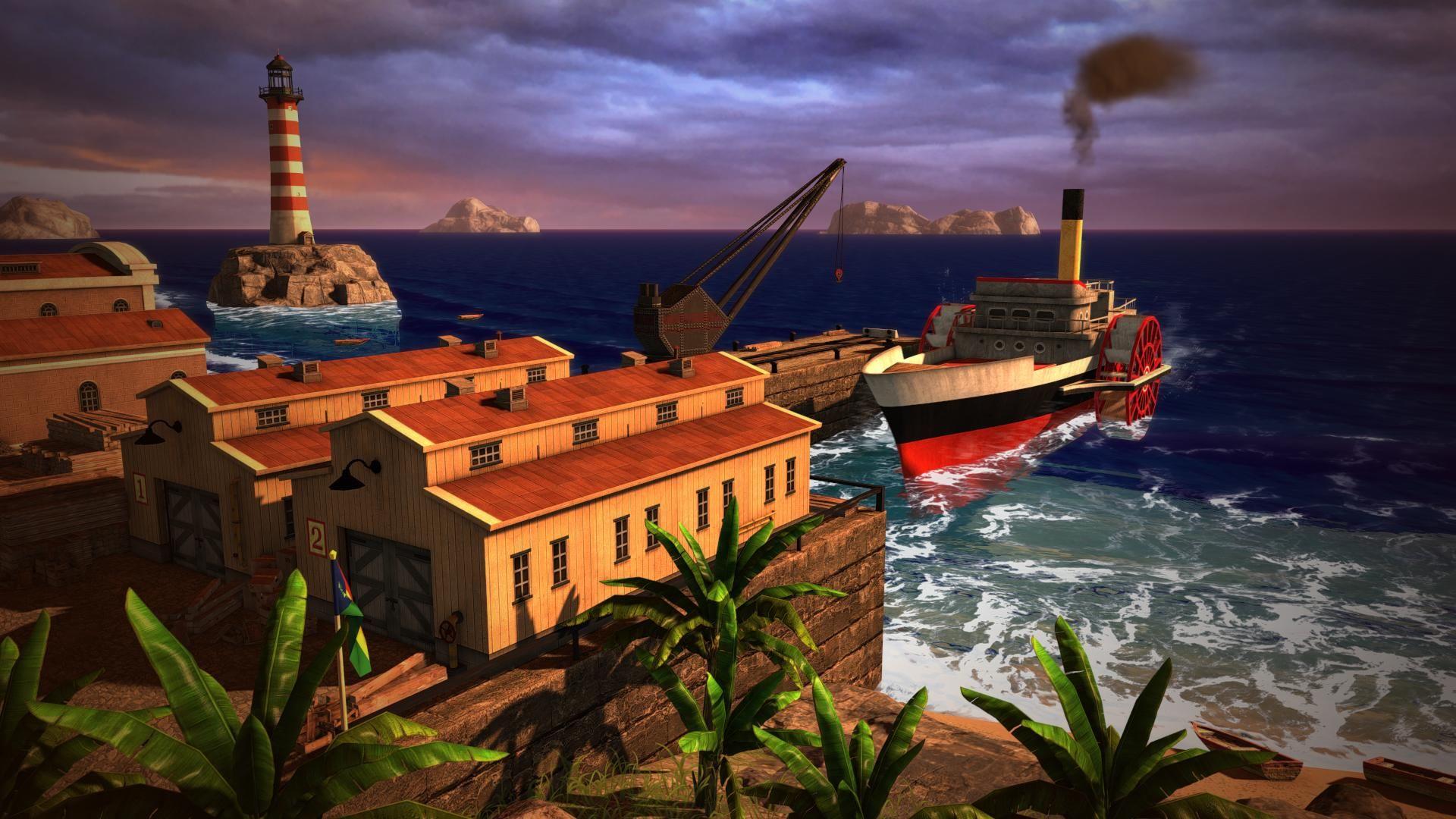 Obrazem: Radovánky v Tropico 5 94510
