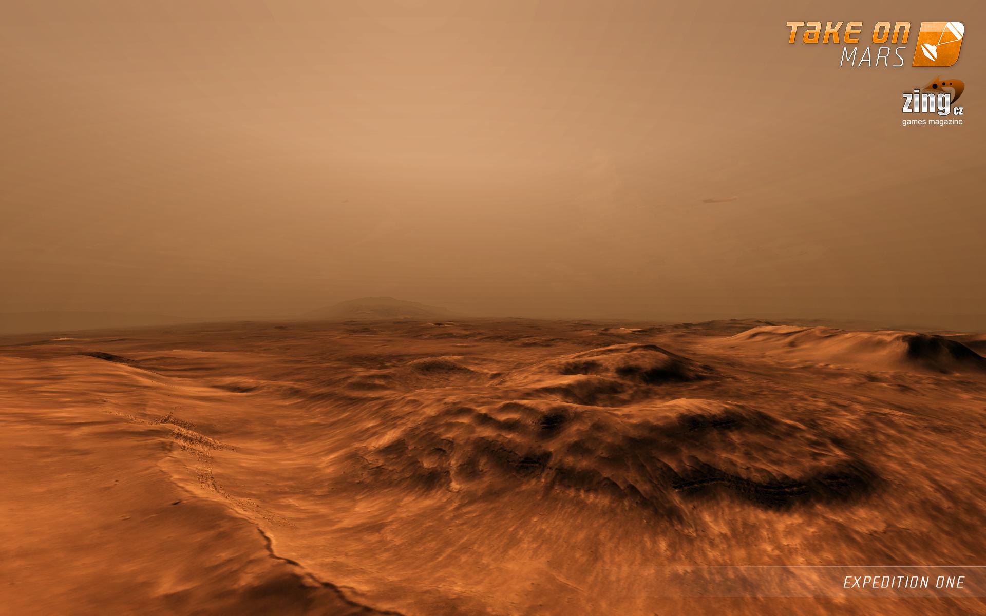 Take On Mars: Expedition One - dojmy z expedice do kanceláří Bohemia Interactive 94516