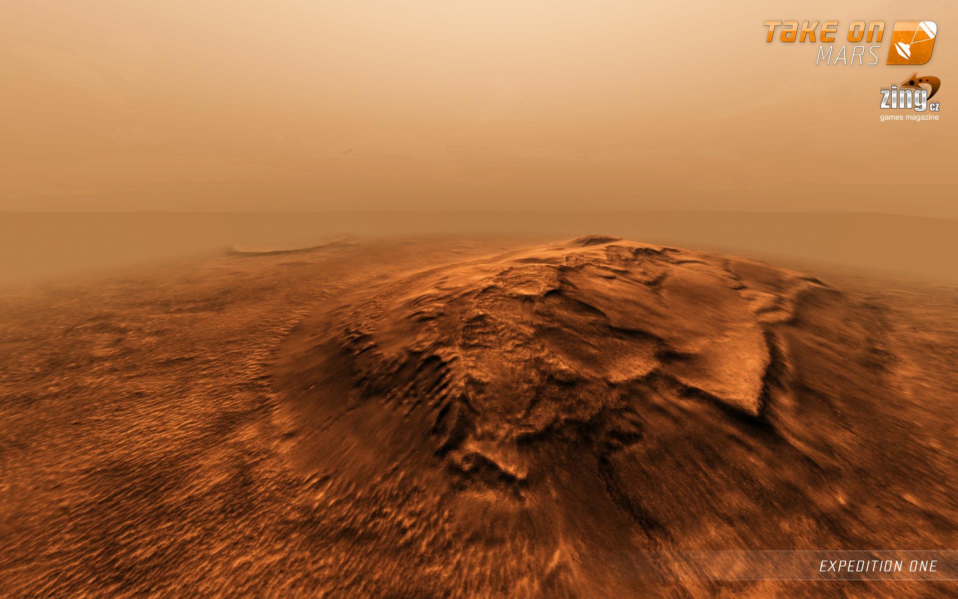 Take On Mars: Expedition One - dojmy z expedice do kanceláří Bohemia Interactive 94517