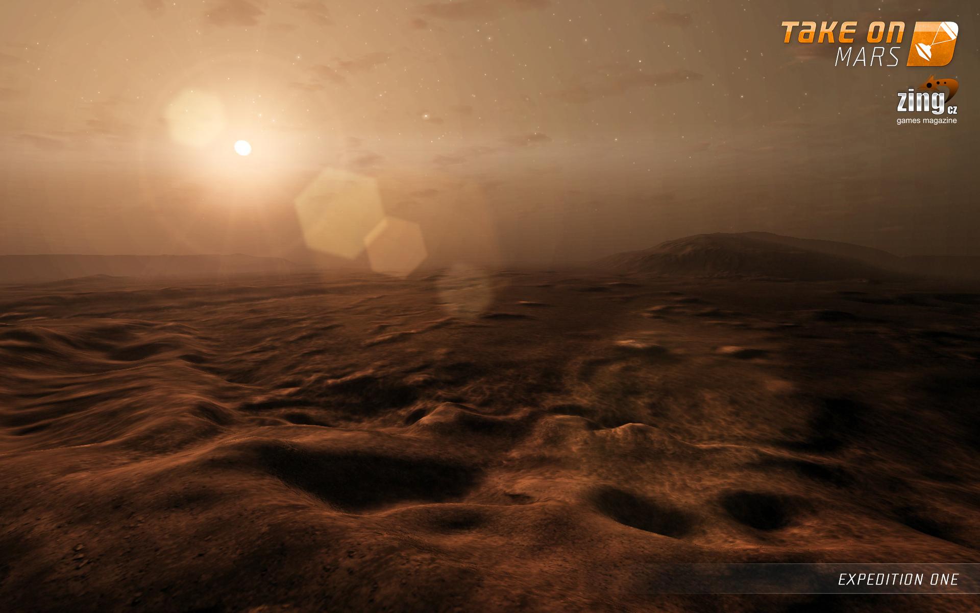 Take On Mars: Expedition One - dojmy z expedice do kanceláří Bohemia Interactive 94518