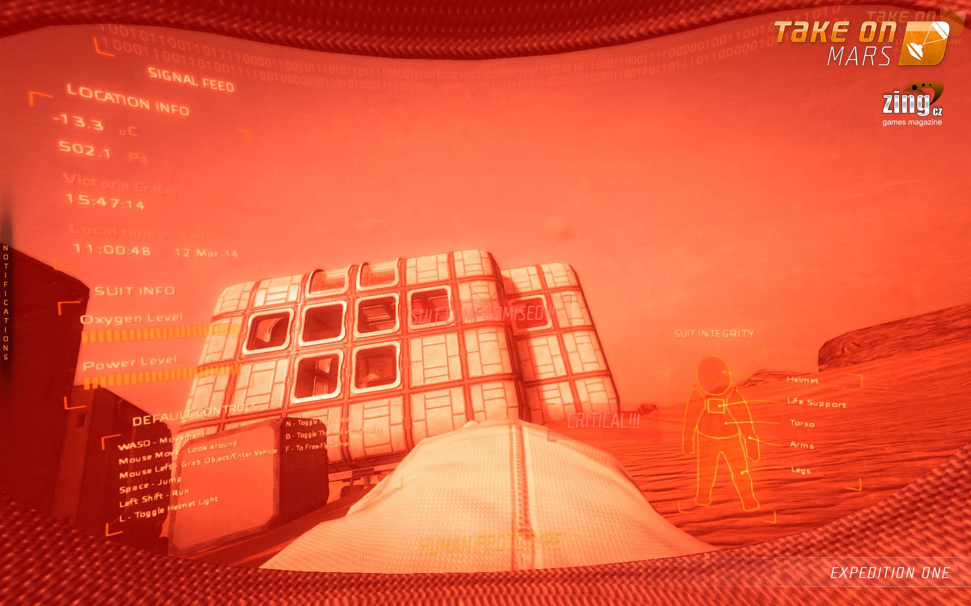 Take On Mars: Expedition One - dojmy z expedice do kanceláří Bohemia Interactive 94519