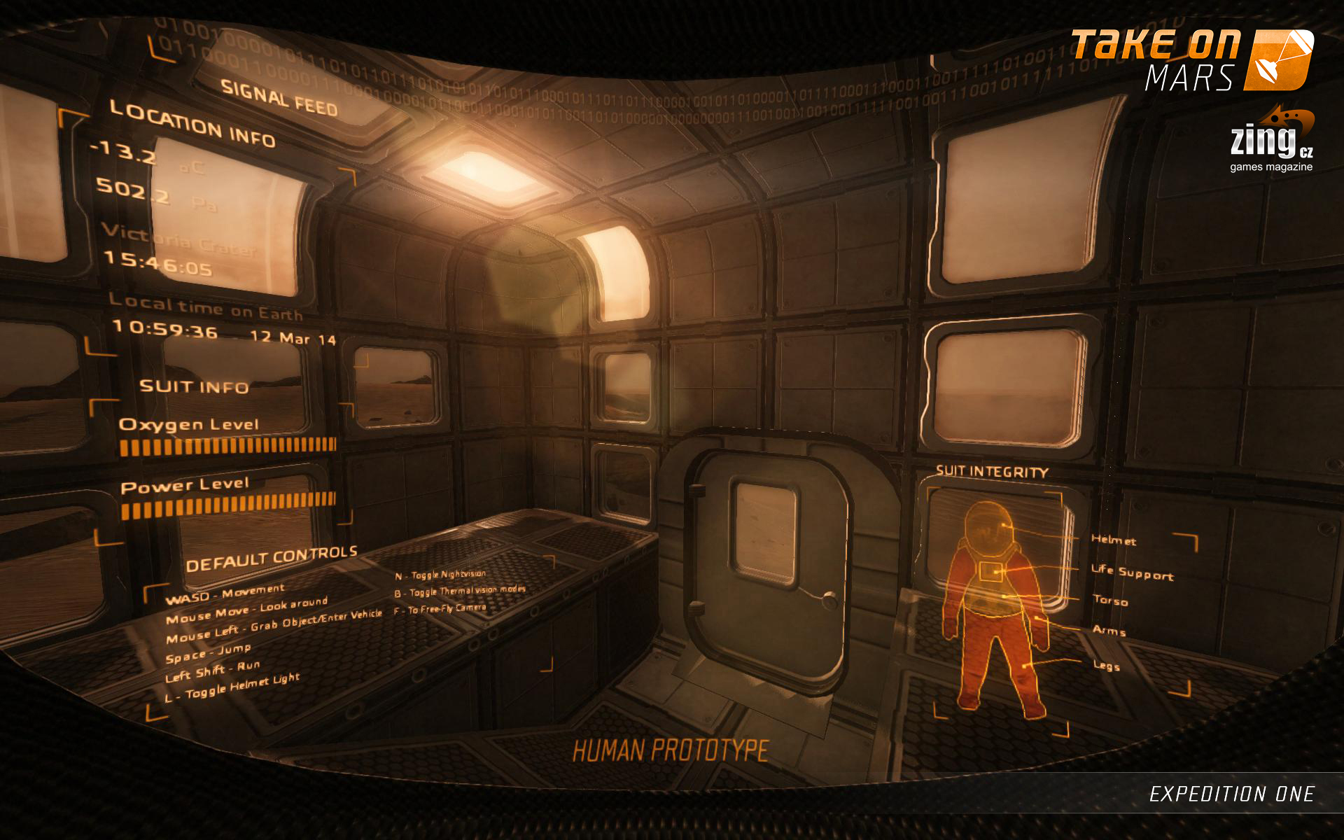 Take On Mars: Expedition One - dojmy z expedice do kanceláří Bohemia Interactive 94521