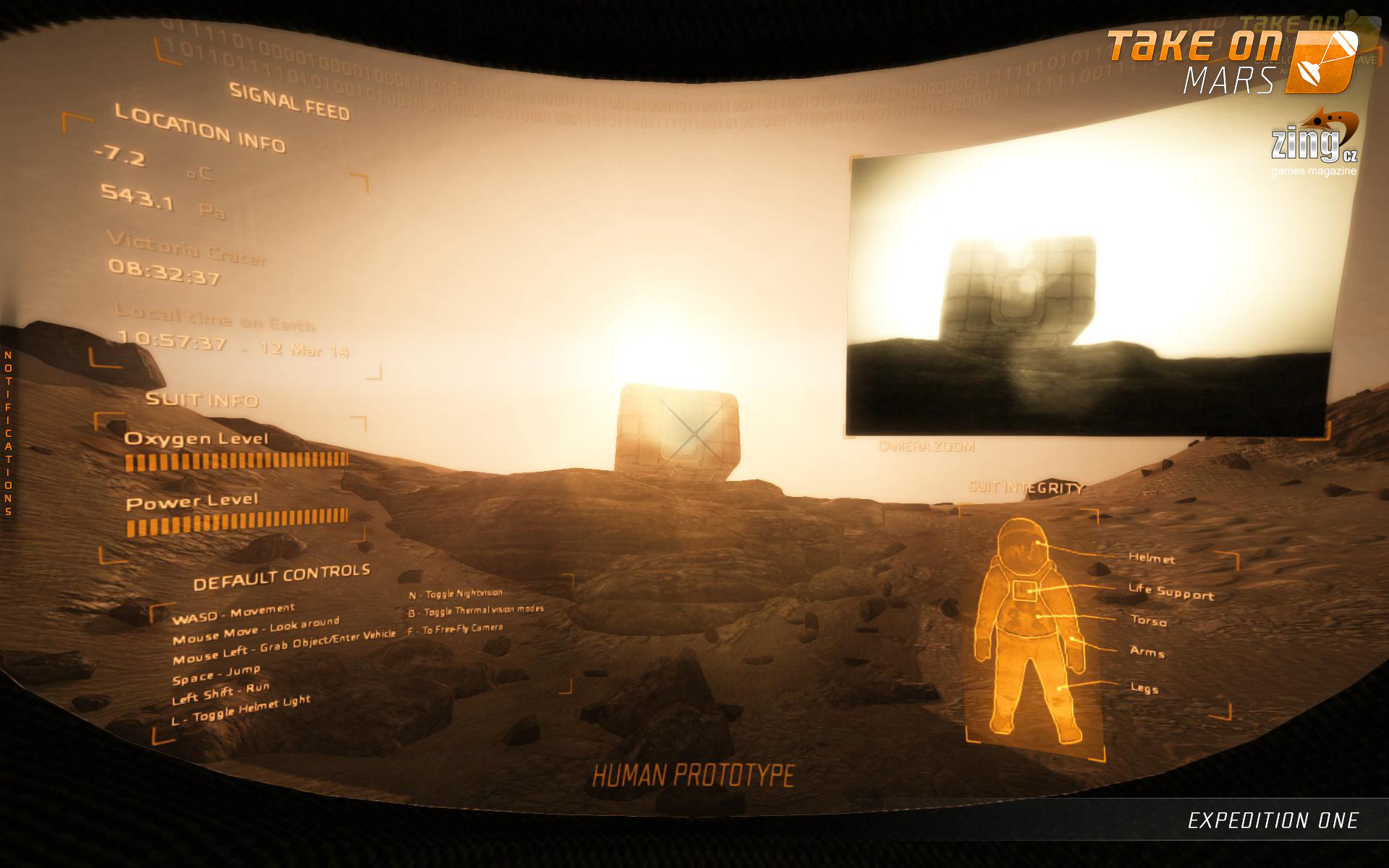 Take On Mars: Expedition One - dojmy z expedice do kanceláří Bohemia Interactive 94523