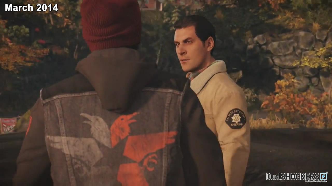 Finální verze inFamous: Second Son se od té z E3 malinko liší 94601