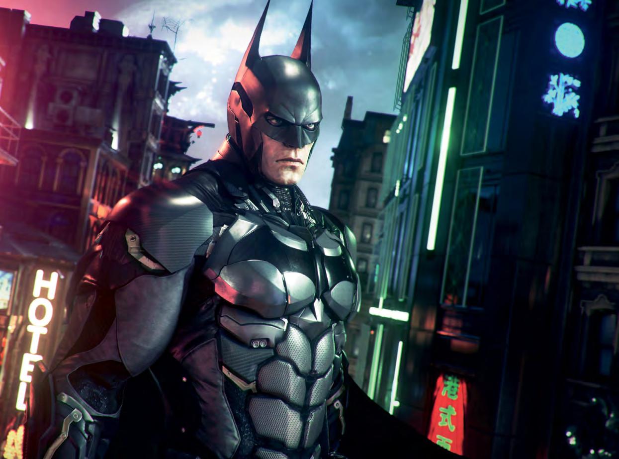 Obrazem: Svět a postavy z Batman: Arkham Knight 94652