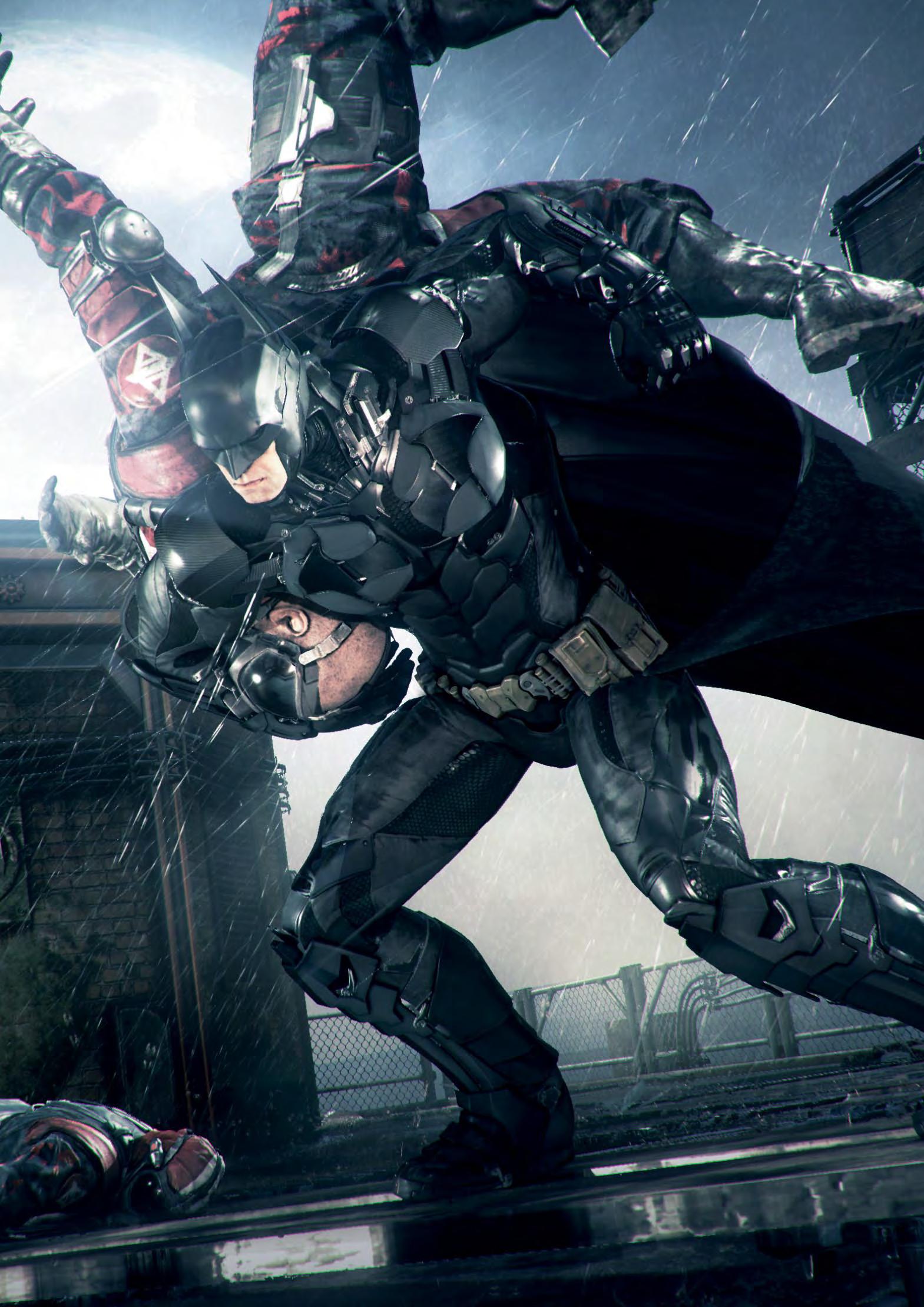 Obrazem: Svět a postavy z Batman: Arkham Knight 94659
