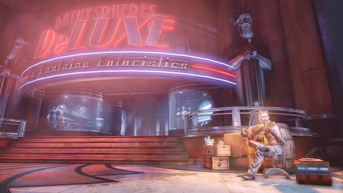 Nové momenty z BioShock Infinite DLC 94801