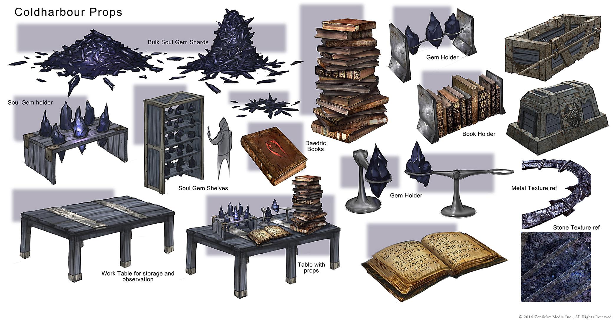 Krásné artworky z Elder Scrolls Online 94959