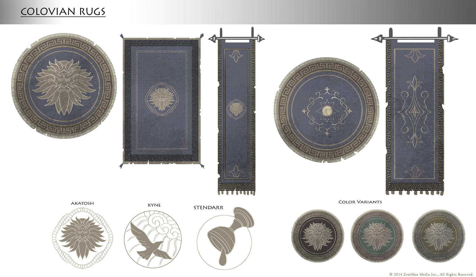 Krásné artworky z Elder Scrolls Online 94961