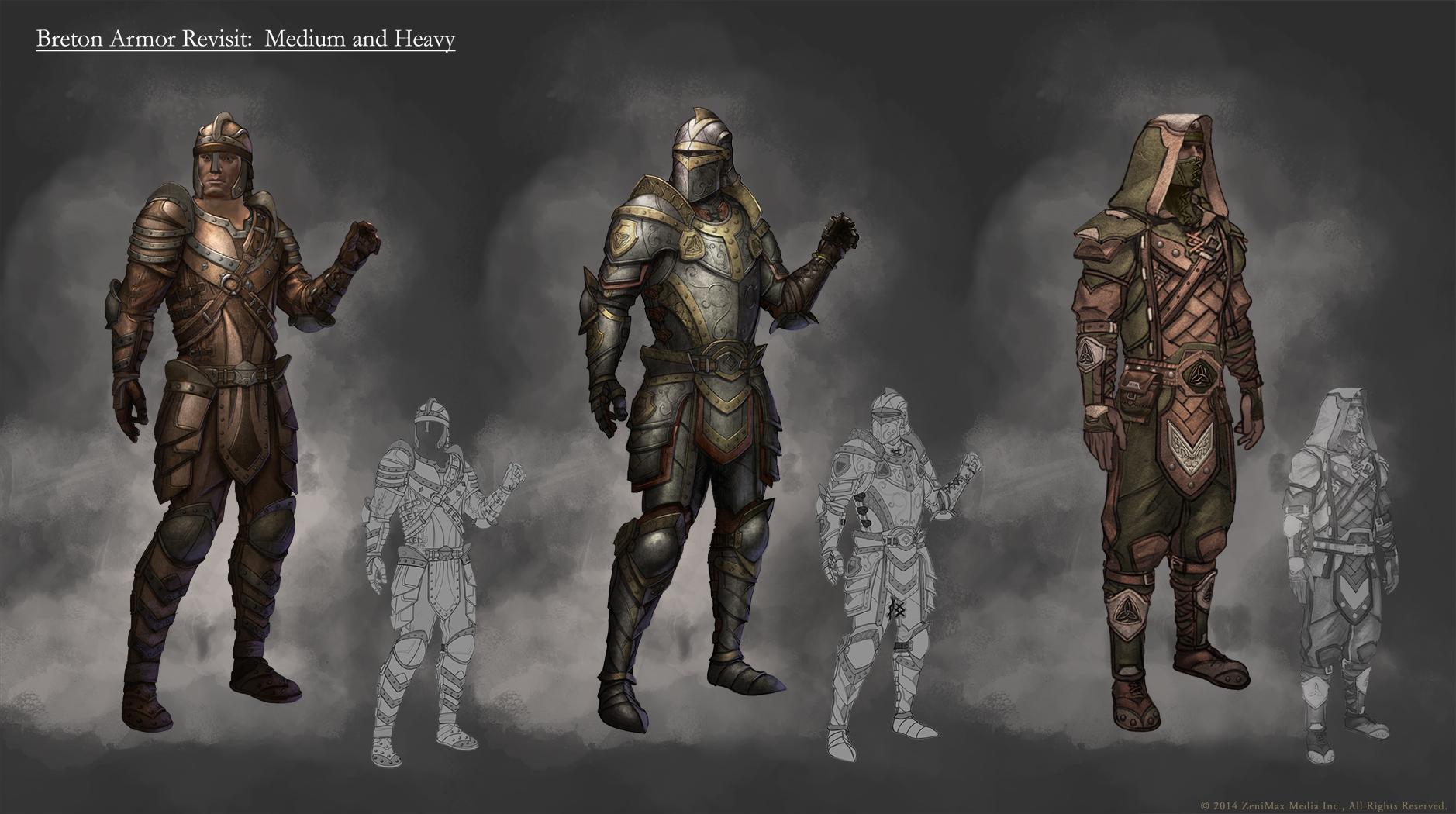 Krásné artworky z Elder Scrolls Online 94963