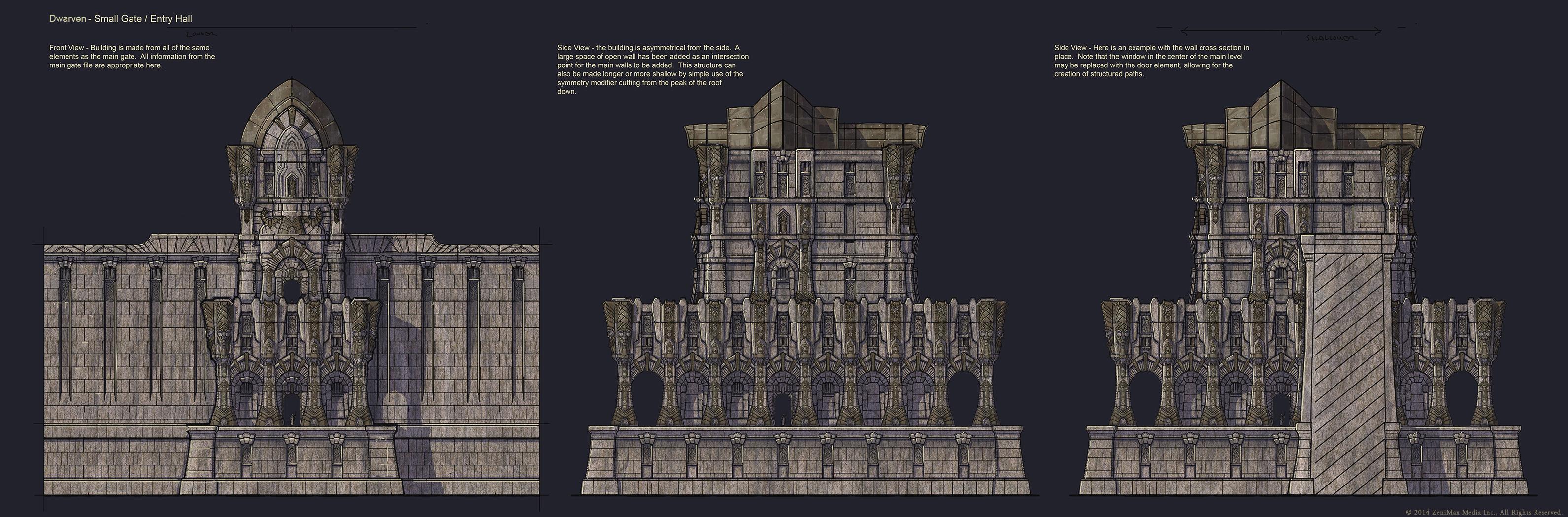 Krásné artworky z Elder Scrolls Online 94966