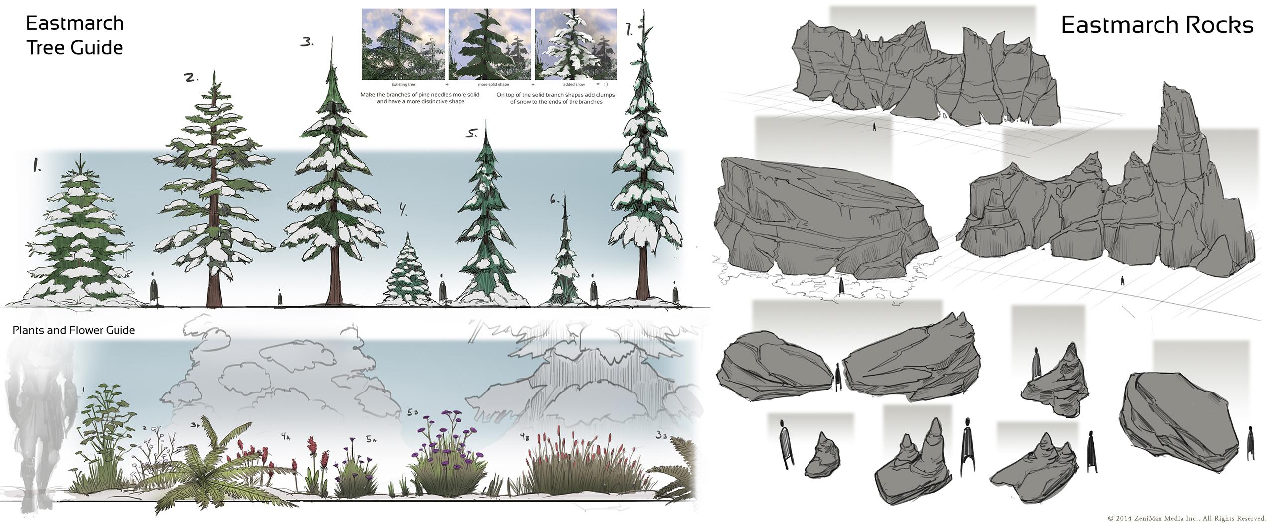 Krásné artworky z Elder Scrolls Online 94967