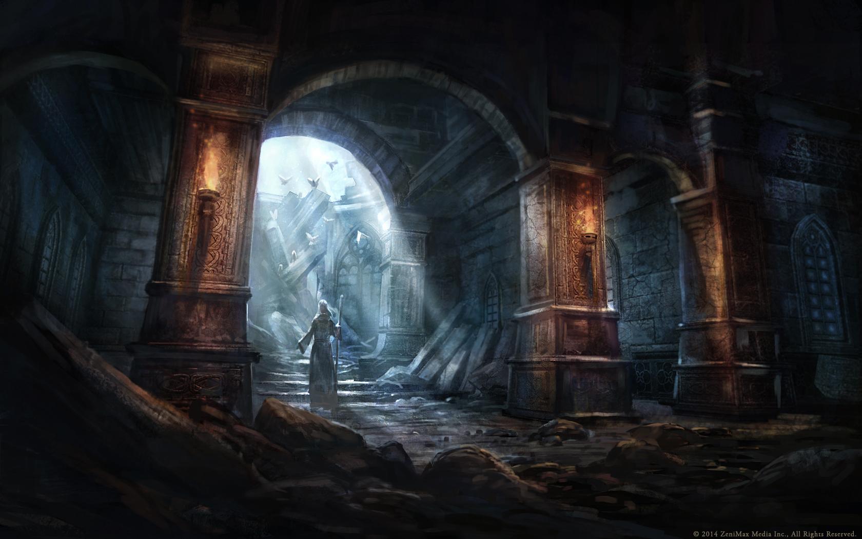 Krásné artworky z Elder Scrolls Online 94971