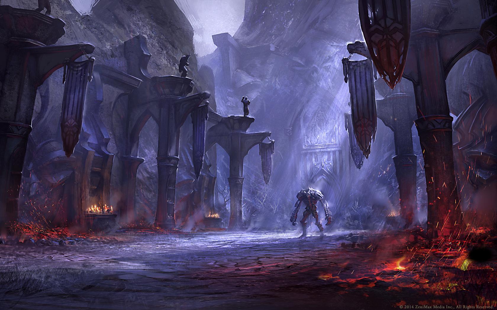 Krásné artworky z Elder Scrolls Online 94972