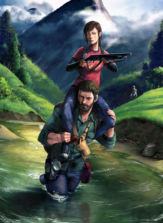 Turecká Sony: V létě vyjde The Last of Us pro PS4 94986