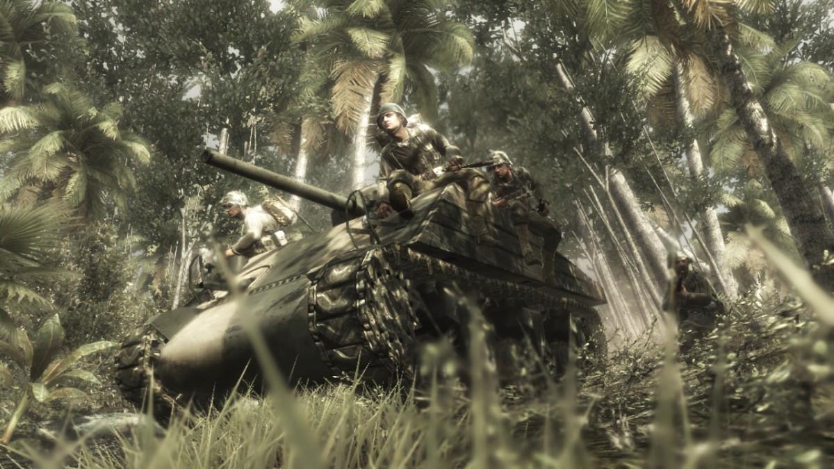 Jak se měnila herní série Call of Duty 950