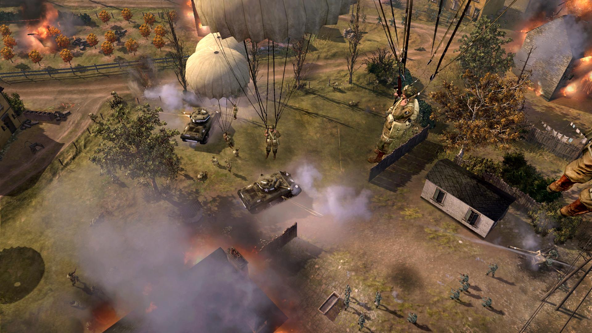 Company of Heroes 2: The Western Front Armies v češtině 95082