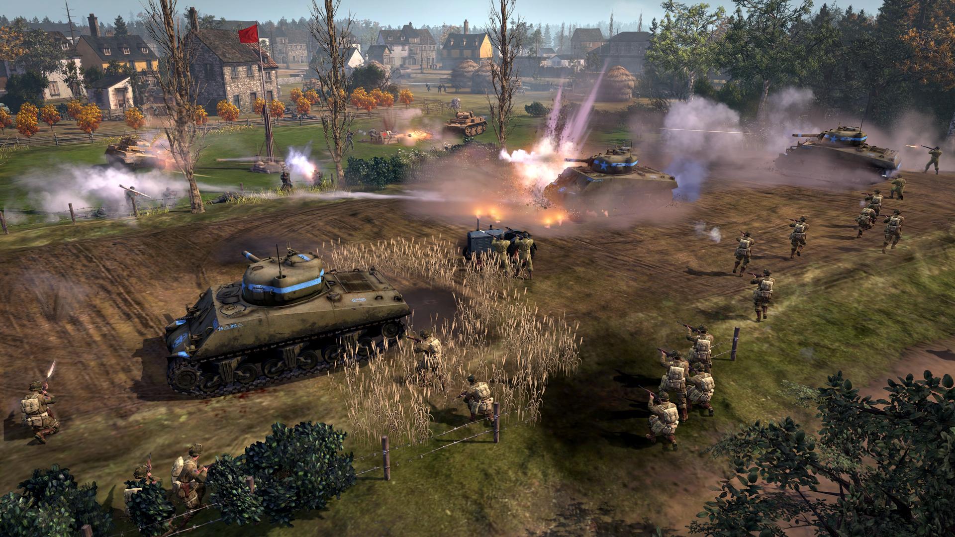 Company of Heroes 2: The Western Front Armies v češtině 95083