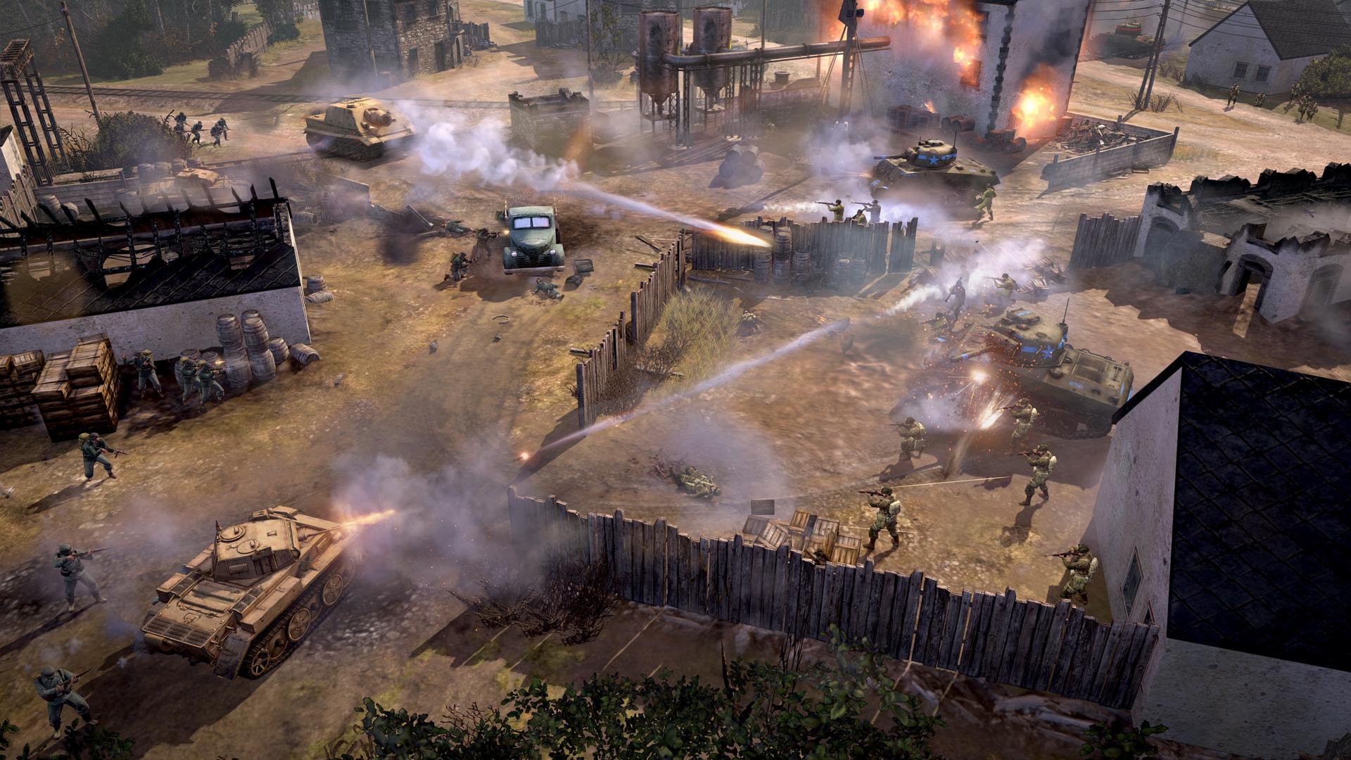 Company of Heroes 2: The Western Front Armies v češtině 95084