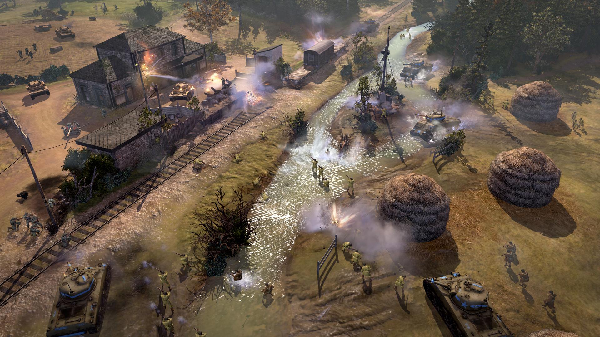 Company of Heroes 2: The Western Front Armies v češtině 95085