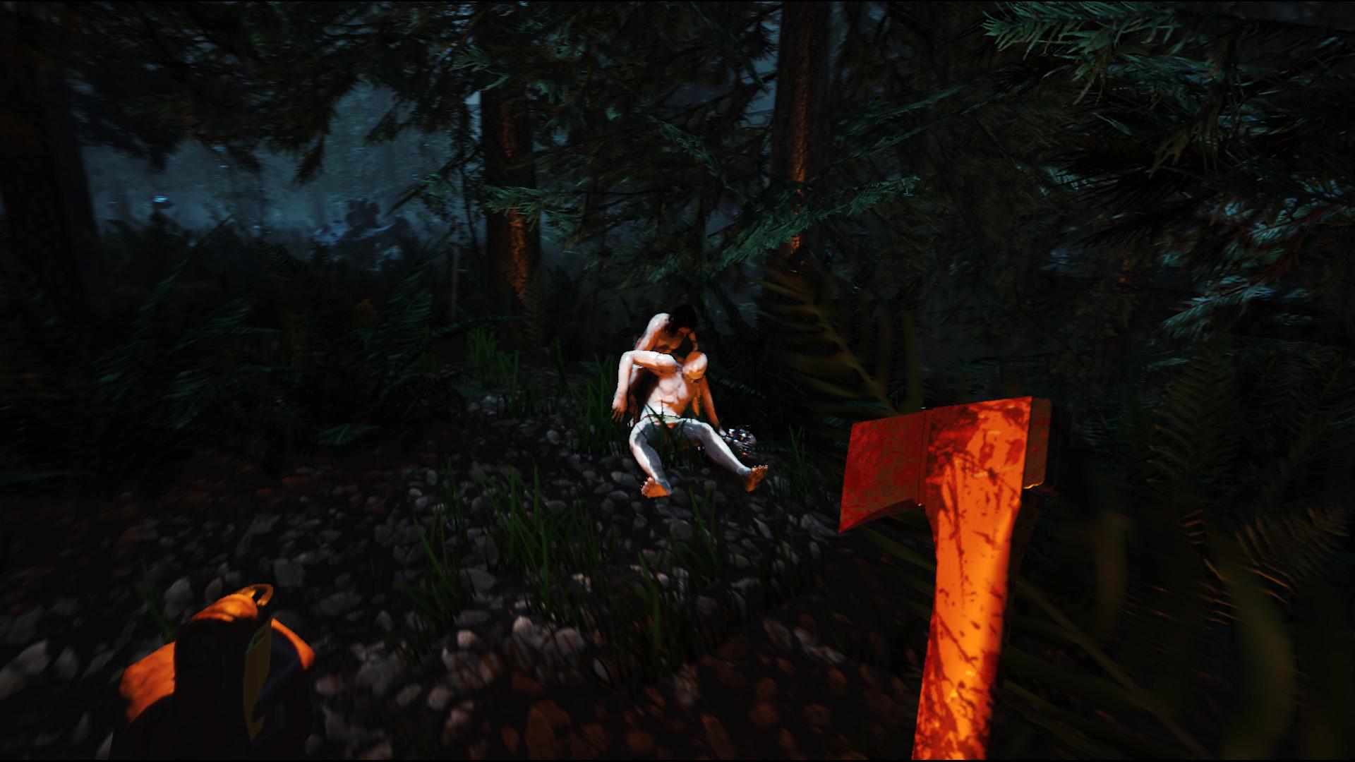 Nové screenshoty The Forest 95180