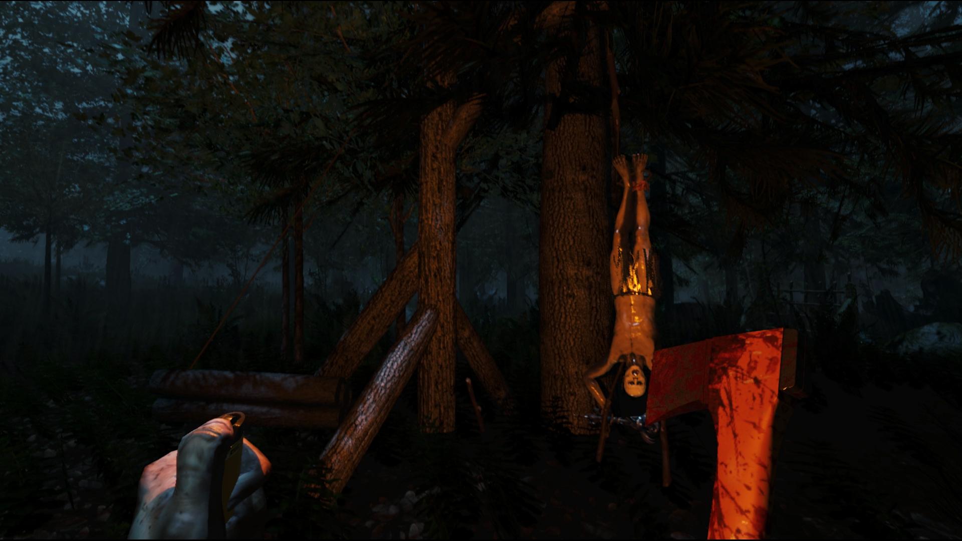 Nové screenshoty The Forest 95182