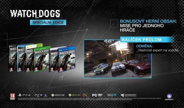 Už jen dnes hackerská akce Watch Dogs od 698 Kč 95250