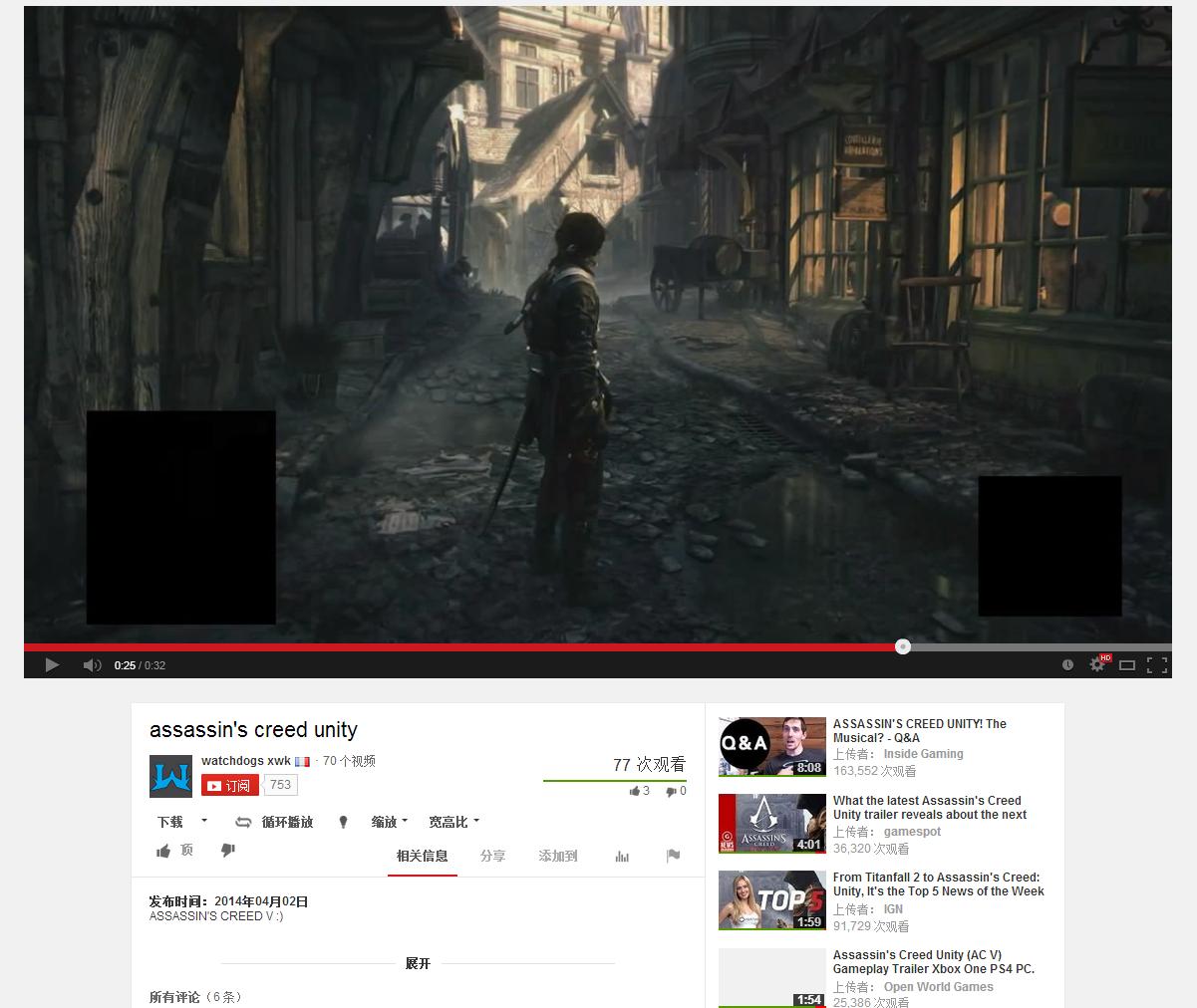 Unikl nový obrázek z Assassin's Creed: Unity? 95325