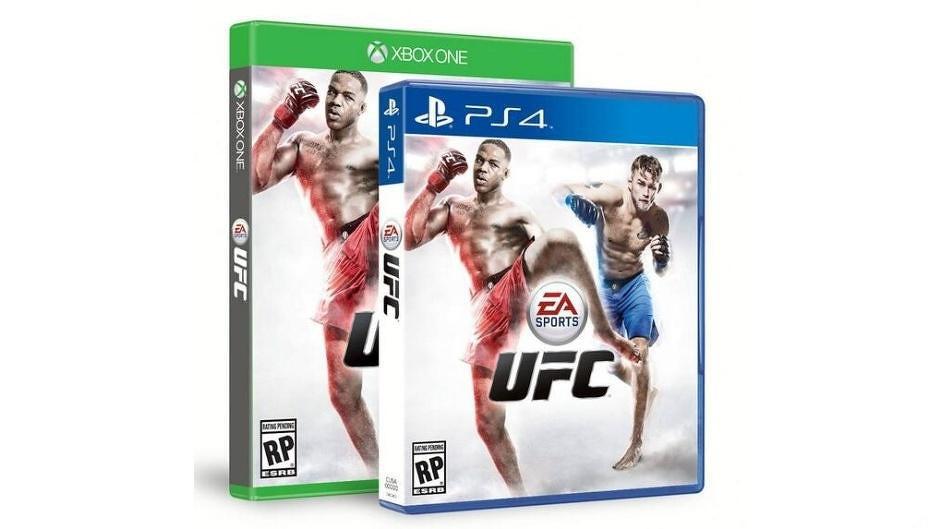 Potvrzeno demo EA Sports UFC 95388