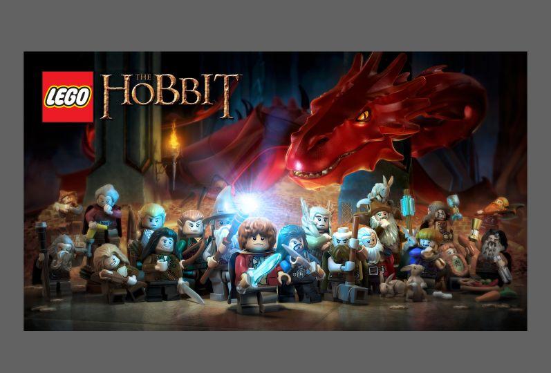 Startovní trailer LEGO The Hobbit 95391