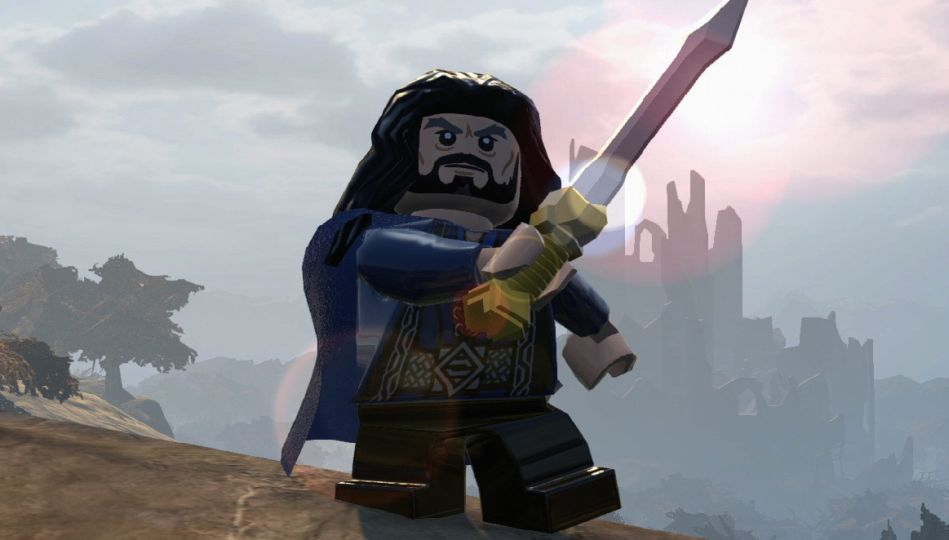 Startovní trailer LEGO The Hobbit 95392