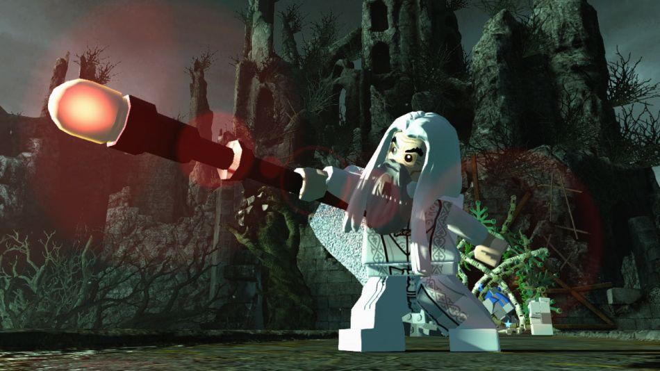 Startovní trailer LEGO The Hobbit 95393