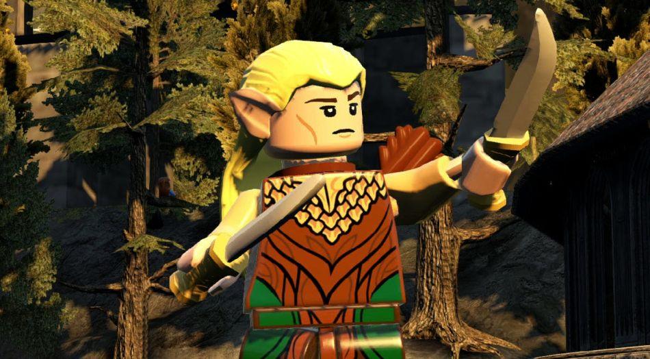 Startovní trailer LEGO The Hobbit 95394