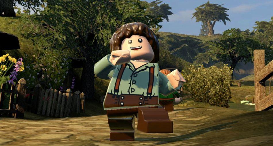 Startovní trailer LEGO The Hobbit 95395
