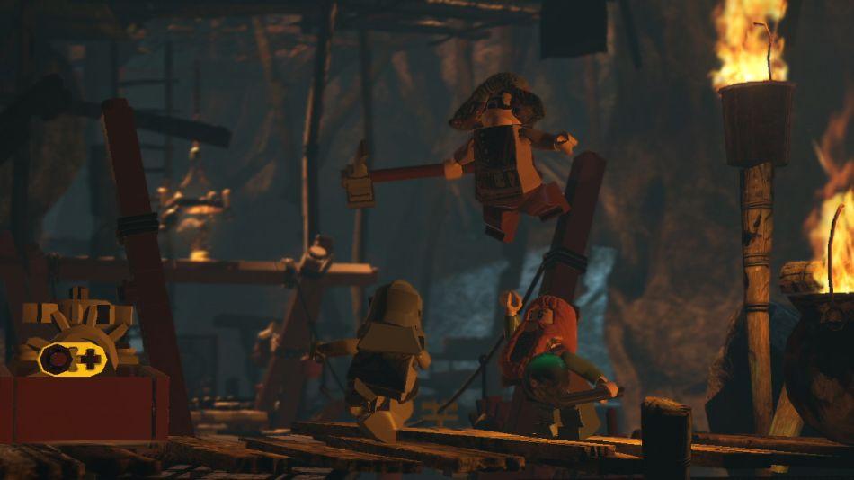 Startovní trailer LEGO The Hobbit 95396
