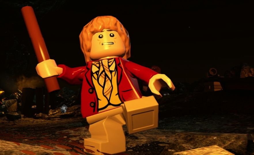 Startovní trailer LEGO The Hobbit 95398