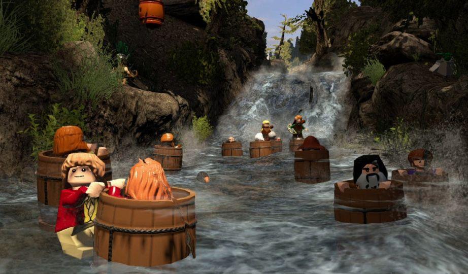 Startovní trailer LEGO The Hobbit 95399