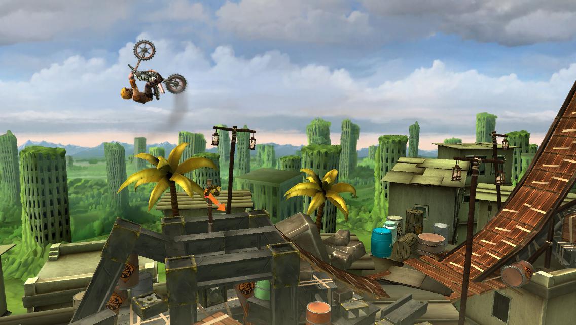 Trials Frontier právě vyšlo na iOS zařízení 95500