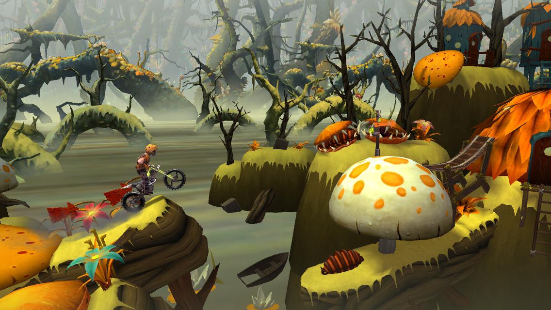 Trials Frontier právě vyšlo na iOS zařízení 95501