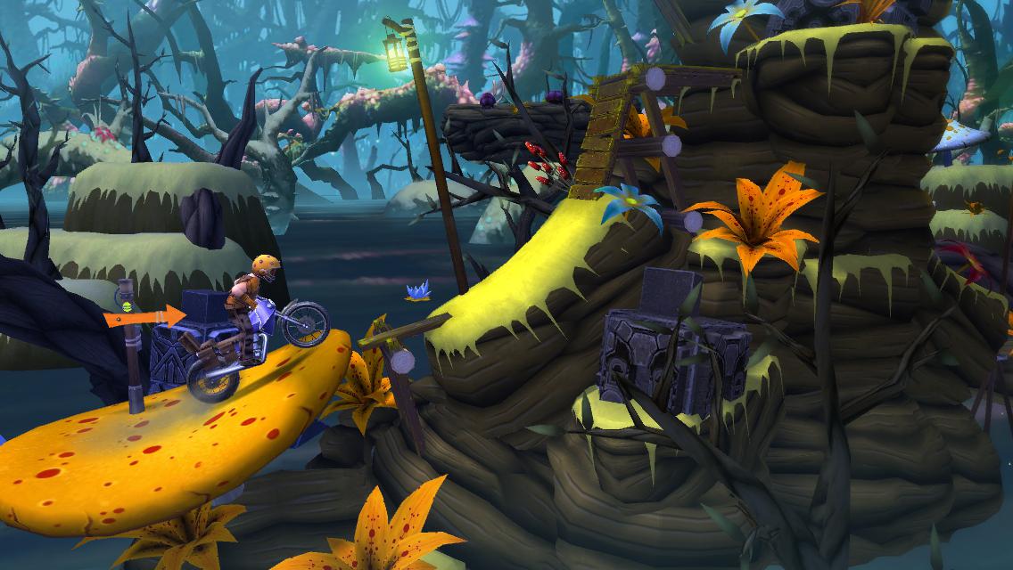 Trials Frontier právě vyšlo na iOS zařízení 95506