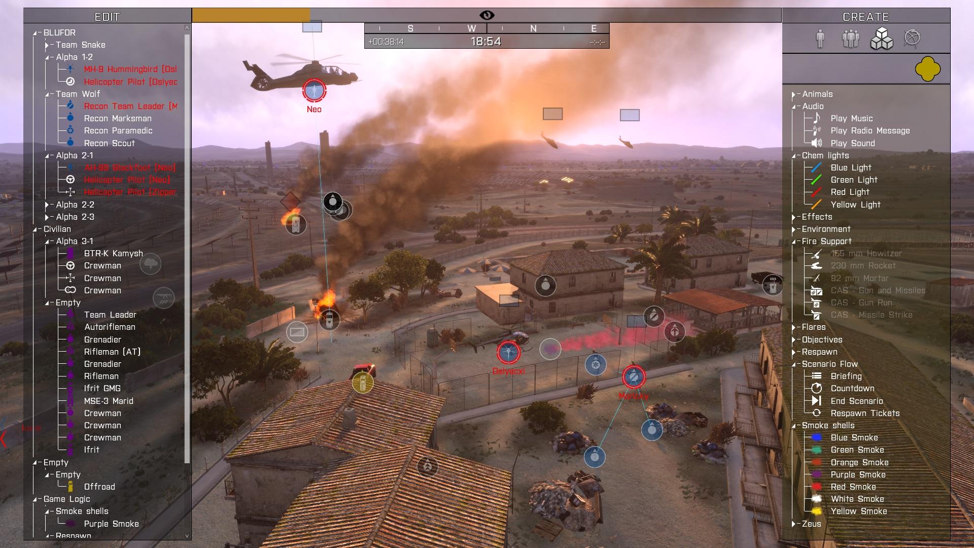 Vyšlo DLC Zeus pro Armu 3 95540